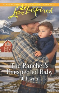 The Rancher's Unexpected Baby Cover (lower res)